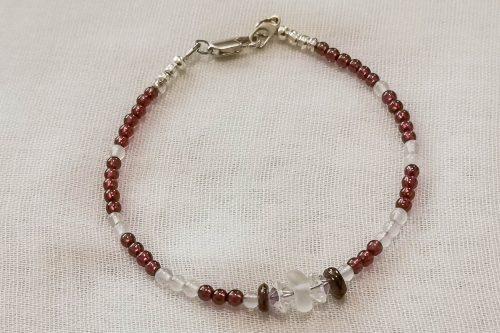 garnet-bracelet