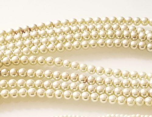 Pearls are back in fashion