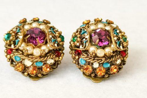 Czech earrings
