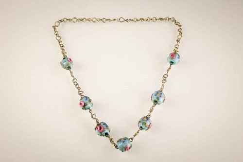 venetian wedding cake necklace